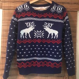 Not Ugly but Cute Christmas Sweater!